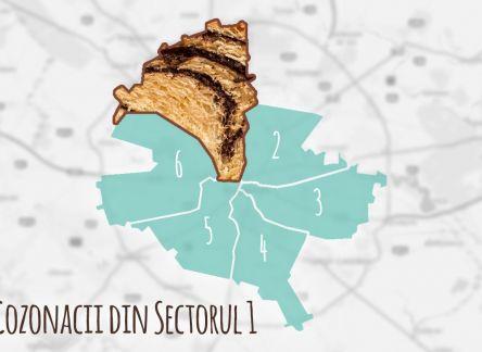 Unde, cat costa si ce tipuri de cozonaci gasesti in Bucuresti – sectorul 1