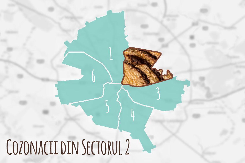 Unde, cat costa si ce tipuri de cozonaci gasesti in Bucuresti – sectorul 2